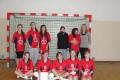 Powiatowy Turniej Piłki Ręcznej Dziewcząt w Huszlewie - 26.11.2013r.