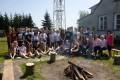 Ognisko klas trzecich w Nowosielcu